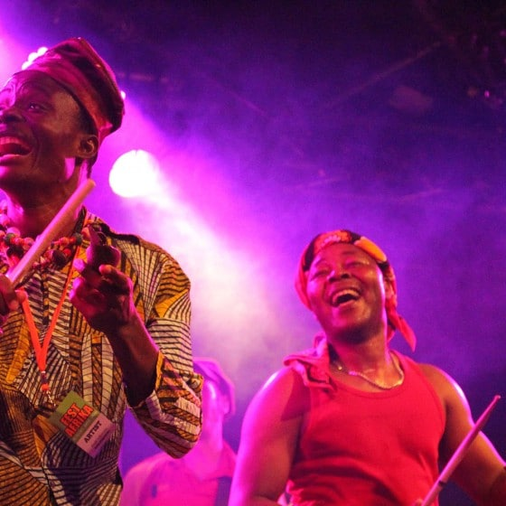 Фестиваль африканской культуры Fest Africa