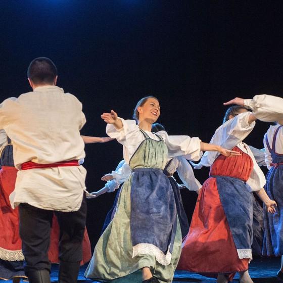Фестиваль современного народного танца «Танцемания»