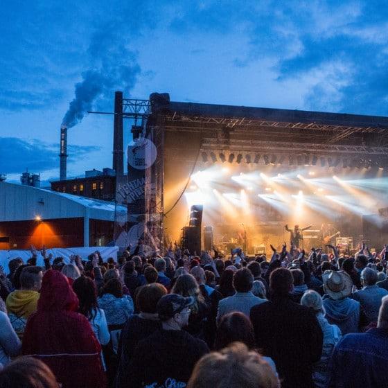 Фестиваль музыки рабочих
