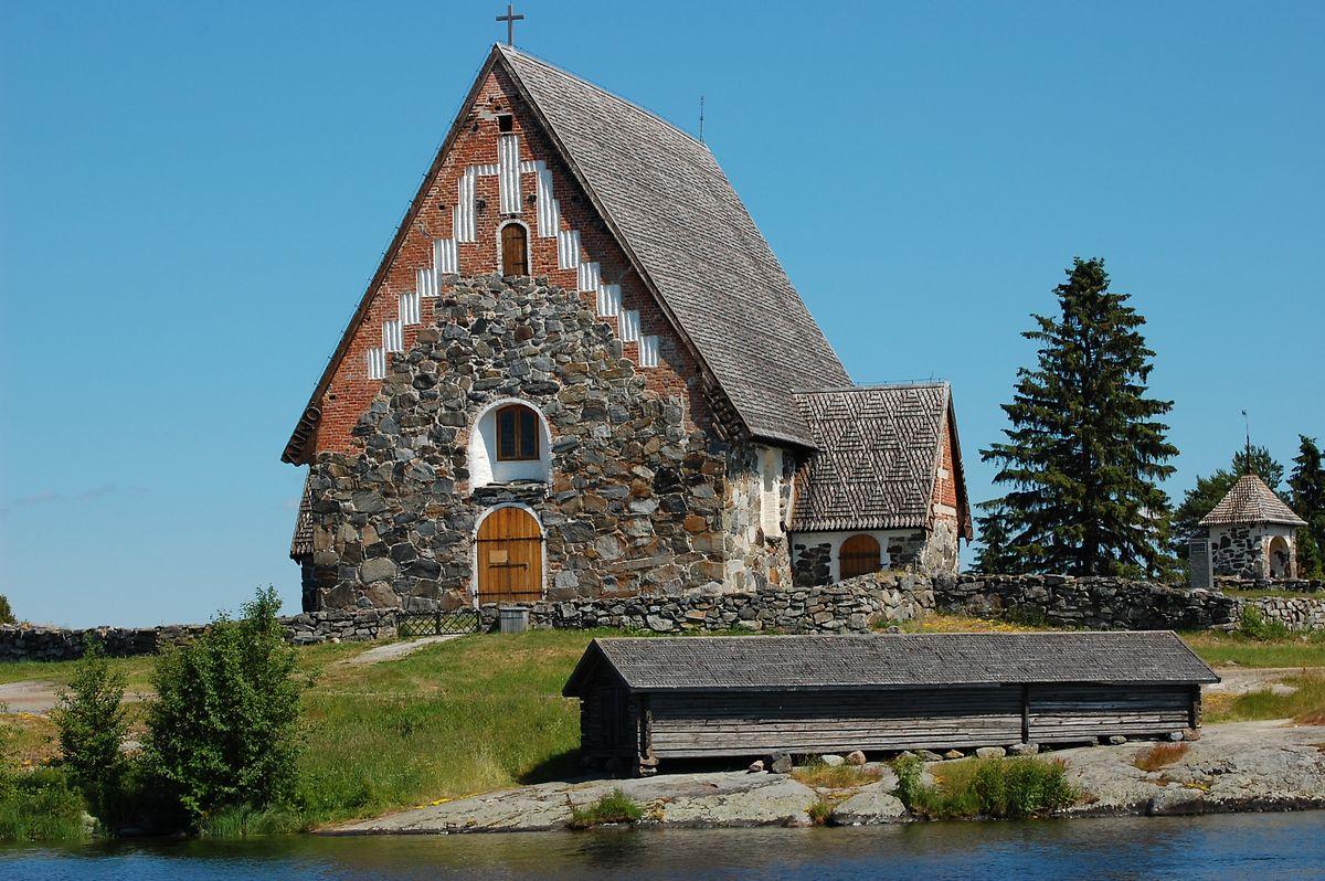 PAIKKA Tyrvaan Pyhan Olavin kirkko