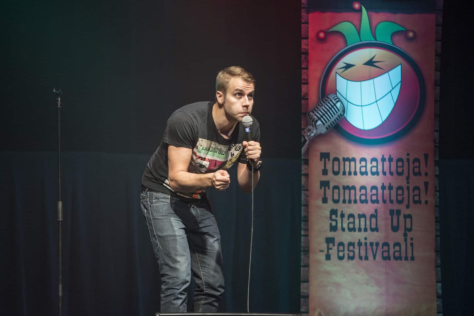 Tomaatteja! Tomaatteja! 2013_Kari Savolainen