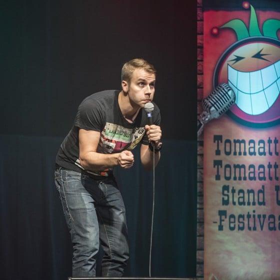 Tomaatteja! Tomaatteja! Stand up-festivaali