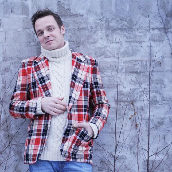 Laulaja-lauluntekijä Ville Leinonen