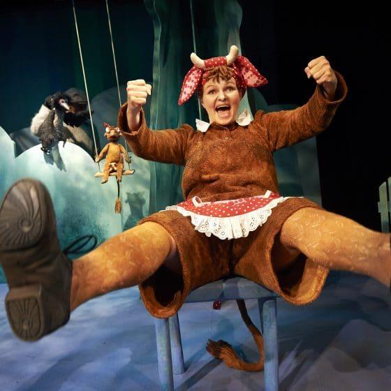 Международный фестиваль кукольного театра MUKAMAS 2018