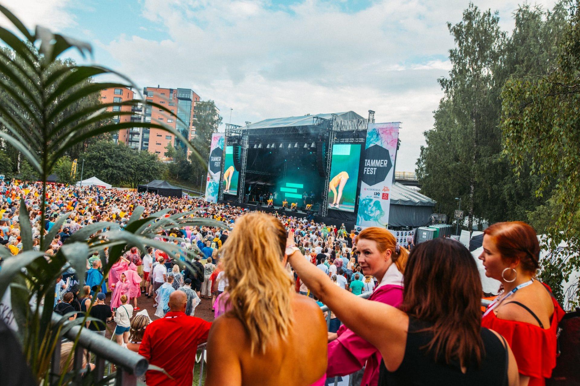 Festivaalit 2021
