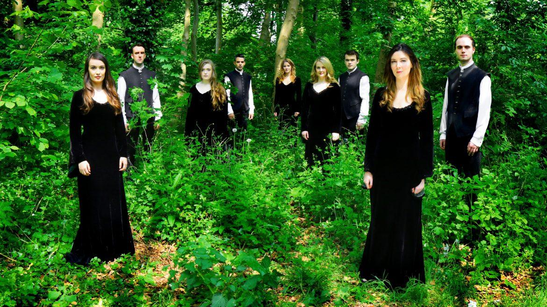 Kuva Anuna-yhtyeestä